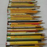 lots of pencils adhd