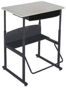 standing desk recommended for adhd child