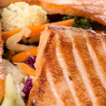 salmon high in omega 3
